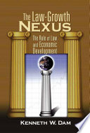The Law-Growth Nexus