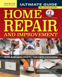 Ultimate Guide to Home Repair and Improvement, 3rd Updated Edition [Pdf/ePub] eBook