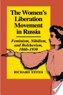 The Women S Liberation Movement In Russia