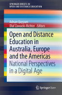 Open and Distance Education in Australia  Europe and the Americas