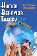 Human Behavior Theory Book PDF