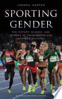 Sporting Gender Book
