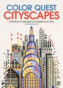 Color Quest: Cityscapes
