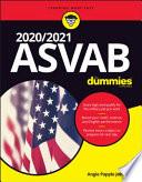 2020 / 2021 ASVAB For Dummies