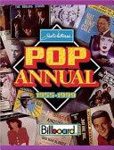 Joel Whitburn S Pop Annual 1955 1999