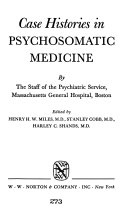 Case Histories In Psychosomatic Medicine Book PDF