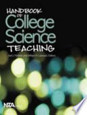 Handbook of College Science Teaching