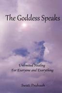 The Goddess Speaks Book