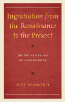 Pdf Ingratiation from the Renaissance to the Present Telecharger