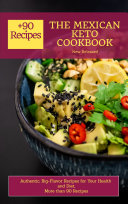 THE MEXICAN KETO COOKBOOK  New Released 01 10 2020