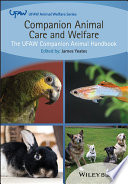 link to Companion animal care and welfare : the UFAW companion animal handbook in the TCC library catalog