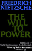 Pdf The Will to Power