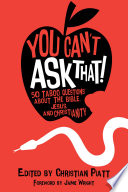 You Can t Ask That  Book