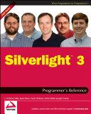 Silverlight 3 Programmer s Reference
