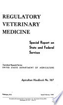 Regulatory Veterinary Medicine