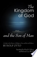 The Kingdom of God and the Son of Man