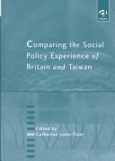 Comparing the Social Policy Experience of Britain and Taiwan
