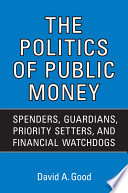 The Politics Of Public Money