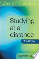 Cover of Studying At A Distance
