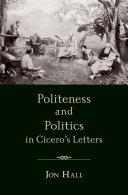 Pdf Politeness and Politics in Cicero's Letters Telecharger