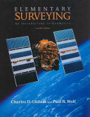 Cover of Elementary Surveying