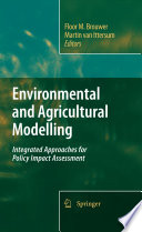 Environmental and Agricultural Modelling