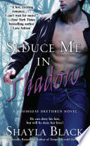 Seduce Me In Shadow Book