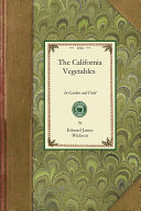 Pdf The California Vegetables in Garden and Field
