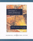 Purchasing and supply management michiel r leenders harold e purchasing and supply management with 50 supply chain cases michiel r leenders no preview available 2005 fandeluxe Gallery