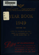 The Chemist And Druggist Year Book