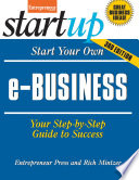 Start Your Own E Business Book PDF