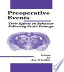 Preoperative Events Book PDF