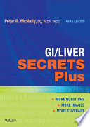 """GI/Liver Secrets Plus E-Book"" by Peter R McNally"