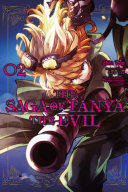 The Saga of Tanya the Evil  Vol  2  manga