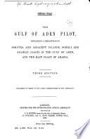 The Gulf of Aden Pilot