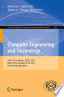 Computer Engineering and Technology Book