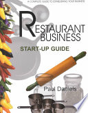 Restaurant Business Start-up Guide