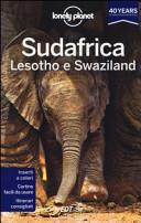 Copertina Libro Sudafrica. Lesotho e Swaziland