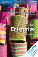 Books - New Cambridge IGCSE Enterprise Coursebook | ISBN 9781108440356