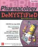 Pharmacology Demystified  Second Edition