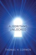 Algorithms Unlocked