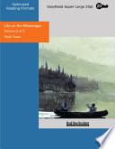 Life on the Mississippi  Volume 2 of 2    EasyRead Super Large 20pt Edition