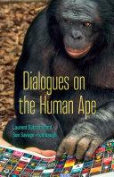 Dialogues on the Human Ape Pdf/ePub eBook