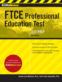 CliffsNotes FTCE Professional Education Test