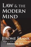 Law and the Modern Mind