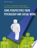 Cultural Competence In Assessment And Intervention With Ethnic Minorities: Some Perspectives From Psychology, Social Work and Education