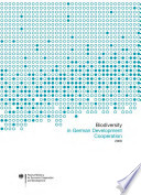 Biodiversity in German Development Cooperation