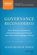 Governance Reconsidered