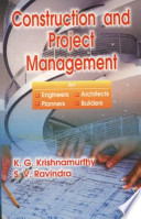 Construction and Project Management for Engineers, Architects, Planners & Builders (PB)