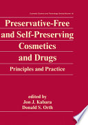 Preservative Free and Self Preserving Cosmetics and Drugs